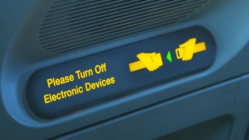 Turn Off Electronics